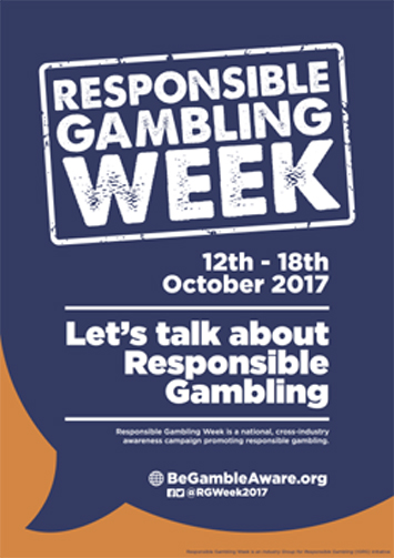 Responsible gambling week 2011 alegria online casinos internet kasino spiele